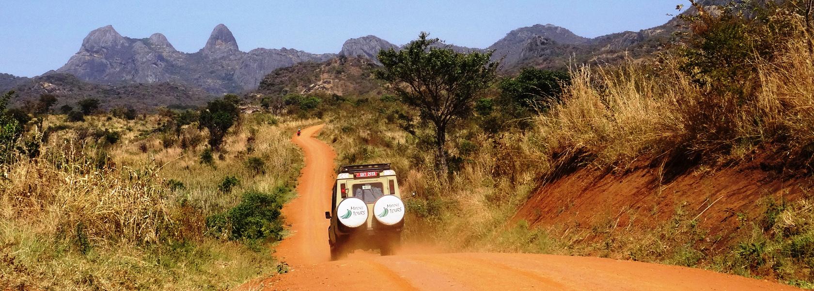 Afrika inspiratie » Matoke
